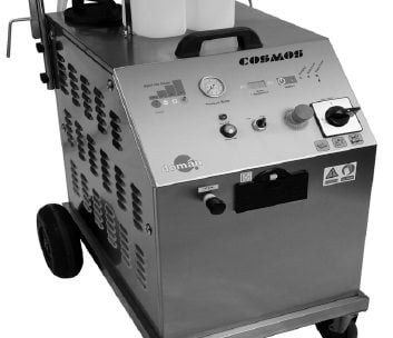 Industrial Steam Cleaning Machines